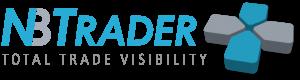 NBTrader +3D logo